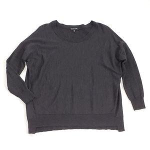 Eileen Fisher Merino Wool Dolman Sweater